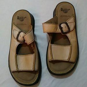 Dr. Martens leather sandals-sz 5